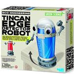 4M Tin Can Edge Detector Robot Educational Game