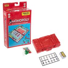 Hasbro Monopoly Travel Games 9600100 Intellectual Game