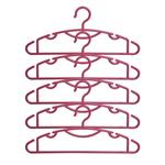 چوب لباسی مهروز مدل ملودی بسته 5 عددی