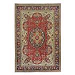 فرش دستبافت قدیمی شش متری کد 166029