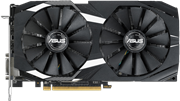 ASUS DUAL-RX580-O8G 8GB GDDR5 256BIT GRAPHICS CARD