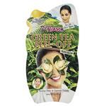ماسک صورت مونته ژنه سري 7th Heaven مدل Green Tea حجم 10 ميلي ليتر