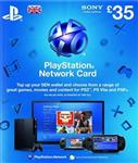 گیفت کارت PlayStation 35£ UK