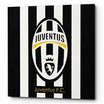 تابلو شاسی لومانا مدل Juventus CA026 سایز 25×25