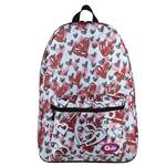Quilo Heart Design Backpack