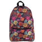Quilo Flower Design Backpack