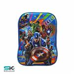 Fantastic 4 Design Prominent Pattern Backpack