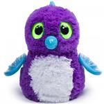 عروسک هتچيمالز مدل Draggles Purple Egg