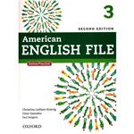 Oxford American English File Book And Workbook 3 by Chiristina Latham - 2 volume