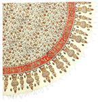 سفره قلمکار اصفهان گالری مند مدل دایره ای قطر 40 سانتیمتر کد MS15