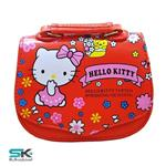 Hello Kitty Girly Bag-1177 Model-Red