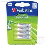 باتری نیم قلم شارژی Verbatim
