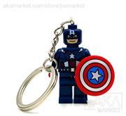 جاکلیدی لگو کاپیتان آمریکا Captain America