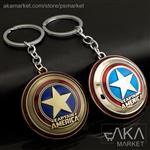 جاکلیدی Captain America