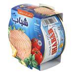 کنسرو ماهی تن 180 گرمی شباب
