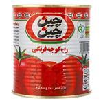 کنسرو رب گوجه فرنگی چین چین 800 گرم