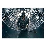 تابلو شاسی ونسونی طرح Assassins Creed SynTime سایز 50 × 70