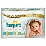 Pampers Prima 1779 Diaper Size 0 Pack of 30
