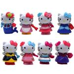 Vatetoys Hello Kitty Figure Set Pack Of 8
