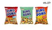 آجیل هندی دینگ دونگ ding dong در ۳ طعم