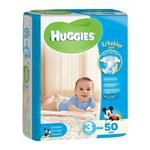 پوشک نوزاد سایز 3 (50 عددی) پسرانه Huggies