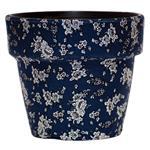 گلدان پارچه ای راشین مدل نقره
