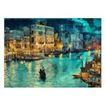 تابلوی ونسونی طرح Grand Canal سایز 30 × 40