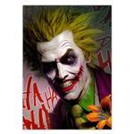 تابلوی ونسونی طرح Griny Joker سایز 30 × 40