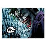 تابلوی ونسونی طرح Comic Joker سایز 30 × 40