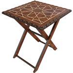 میز عسلی چهار تایی برتاریو مدل Classic-ST