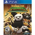 KUNG FU PANDA SHOWDOWN OF LEGENDARY LEGENDS PS4 GAME
