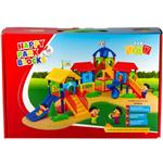 Tak Toy Happy Park Block Education Game 58pcs