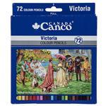 مداد رنگی 72 رنگ کنکو مدل Victoria