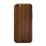 Toast Plain Wood Cover For iPhone 6