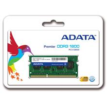 ADATA Premier DDR3 1600MHz Notebook Memory - 4GB