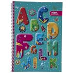 Clips Alphabet 1 Design English Notebook