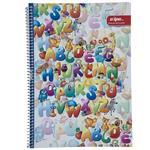 Clips Alphabet 3 Design English Notebook