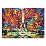 تابلوی ونسونی طرح Paris Of My Dreams سایز 30 × 40