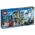City Bulldozer Break In 60140 Lego