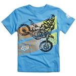 Fox Youth Short Sleeve T-Shirt For Men
