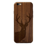 Toast Stage Wood Cover For iPhone 6/6s Plus