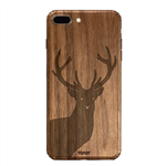 Toast Stage Wood Cover For Iphone 7 Plus