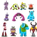 Anatra Monsters Action Figure Pack of 11