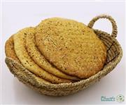 نان سنتی شیرمال (مایهدار)