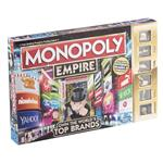 Hasbro Golden Monopoly Empire Intellectual Game