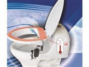 گرم کن نشیمنگاه و خودشور بدن توالت فرنگی راحت پاک مدل R55