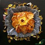میوه خشک - خرمالو (بسته 100 گرمی)