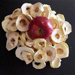 میوه خشک - سیب (بسته 100 گرمی)