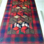 فرش سنتی چهل تیکه