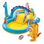 پارک بازی کودک اینتکس مدل Dinoland